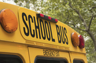 Northland police spokeswoman Sarah Kennett said the 12-year-old got off a school bus and was walking across the highway when she was struck by a car. Photo / Thinkstock