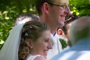 David Bain married Liz Davies in January this year. Photo / Sarah Ivey