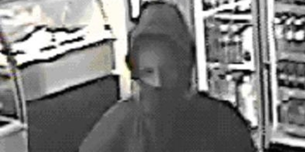Police are anxious to identify this person  in connection with the robbery.