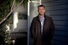 Actor Rob Mokaraka stars in his play Putorino Hill. Photo / Dean Purcell