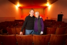 Bruce and Lesley Thompson are closing the Ohakune cinema their family has run for 90 years. Photo / Alan Gibson