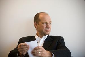 Former Hanover director Mark Hotchin. Photo / Paul Estcourt