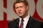Labour Party leader David Cunliffe. Photo / Brett Phibbs