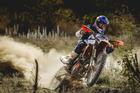 NZ Enduro champion Chris Birch. Photo / Supplied
