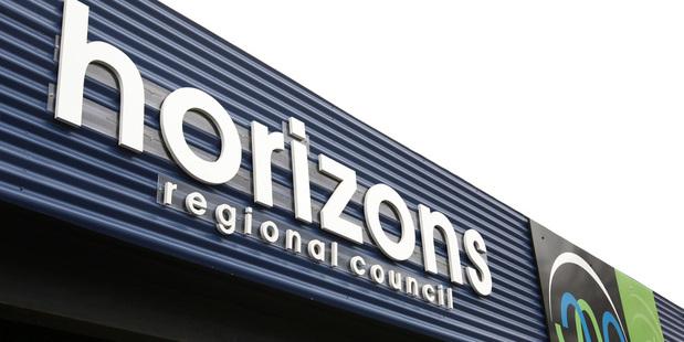 Horizons Regional Council PHOTO/FILE