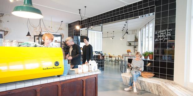 Dear Jervois cafe. Photo/ Ben Crawford