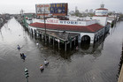 The ferocity of Hurricane Katrina and the devastating effect it had on the people of New Orleans opened people's eyes to the impact of climate change. Photo / AP