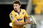 Few people expect Beauden Barrett to be prised away from the Hurricanes. Photo / Getty Images