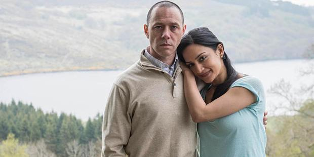 Reece Shearsmith (with Archie Panjabi) plays Webster with creepy conviction.