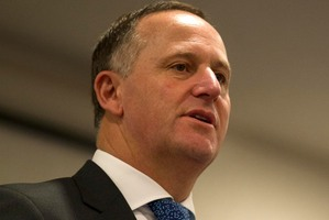 Prime Minister John Key. Photo / New Zealand Herald / Alan Gibson