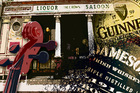 The Crown Liquor Saloon is a gem of finely preserved Victoriana - a genuine gin palace. Illustration / Rod Emmerson