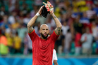 Memes featuring United States' goalkeeper Tim Howard have exploded on the internet. Photo / AP