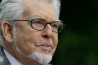Veteran Australian-British entertainer Rolf Harris. Photo / AP