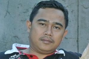 Mohammed Rizalman bin Ismail in Wellington.