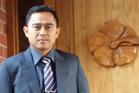 Malaysian diplomat Muhammed Rizalman Bin Ismail. Photo / Facebook
