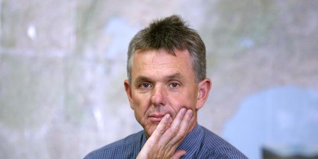 Phil Shoemack medical officer of health.
