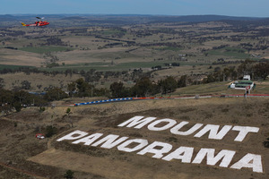 The Mt Panorama circuit at Bathurst last hosted a Kiwi team in 2009.