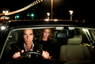 Nick Cave says he and Kylie Minogue had the most intimate talk they'd ever had, in the car with the cameras rolling.