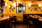 Margaux restaurant at The Marlton in Greenwich, New York City. Photo / Babiche Martens