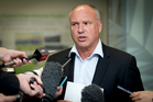 NZC chief executive David White. Photo / Sarah Ivey