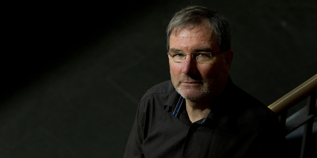 Professor Paul Spoonley of Massey University speaking to the Herald on the impact his population projection will have on Auckland. Photo / Sarah Ivey