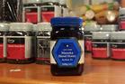 The manuka honey industry is worth $150 million a year. Photo / Doug Sherring