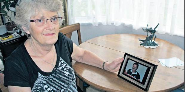 Lee Hall, mother of missing man Brett Hall. Photo / supplied