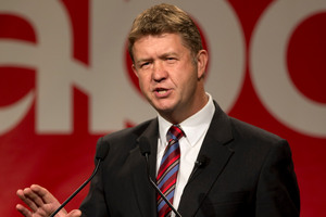 Labour leader David Cunliffe.