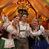 Pictured at the FAWC-toberfest at the Mission Restaurant are Haleigh McKenna (left), Alistair Speakman and Hannah Louisson, serving a six-course degustation dinner of contemporary German cuisine.