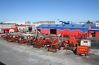 Martins Hiremaster has a wide range of equipment for rental.