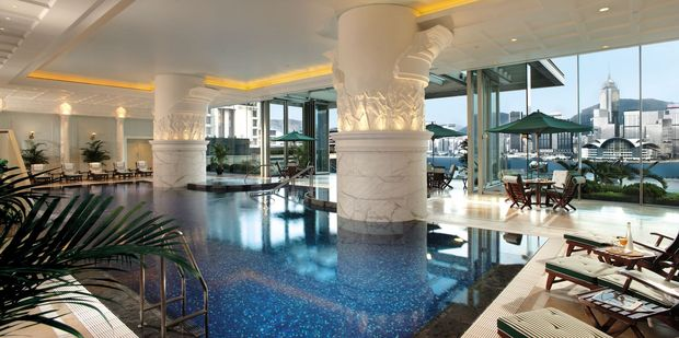 The luxurious Peninsula Hong Kong hotel. Photo / Supplied.