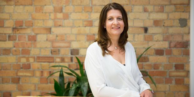 Victoria Crone, managing director of Xero New Zealand. Photo / Brendon O'Hagan