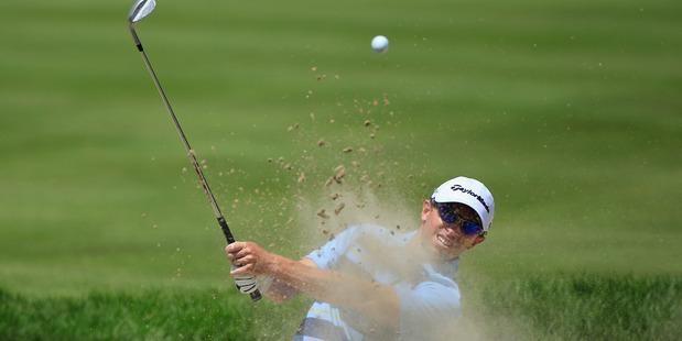 Kiwi golfer Tim Wilkinson. Photo / Getty Images