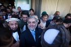 Afghan presidential candidate Abdullah Abdullah. Photo / Getty Images