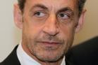 Nicolas Sarkozy. Photo / AP