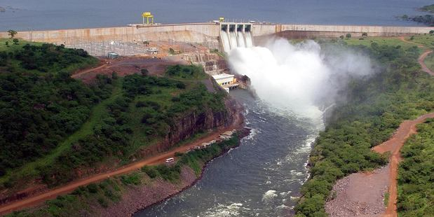 Capanda Dam in Luanda, Angola. Neighbouring city Lubango is seeing repairs to several dams, roads and clinics. Photo / Wikipedia - Eribeto