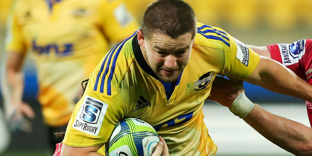 Starter Dane Coles has been limited this week, leaving the Hurricanes hooking position to be confirmed. Photo / Getty