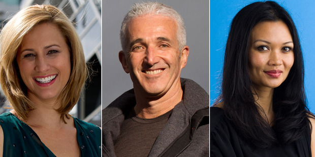 Pippa Wetzell, Rob Fyfe and Bic Runga are among 50 high profile Aucklanders to deliver their verdict about the city's future. Photo / NZ Herald