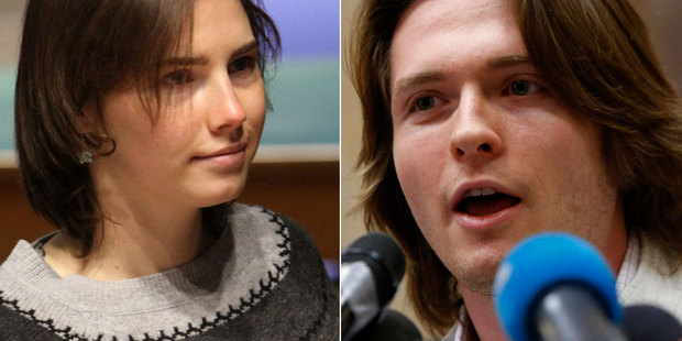 Amanda Knox will not return to Italy from the US for the new trial. Photo / AP