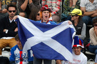 Scots will vote in September whether to end a union with England. Photo / AP