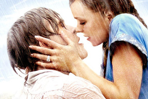 Ryan Gosling and Rachel McAdams steamed up screens in The Notebook - but there was tension on set, the film's director has revealed.