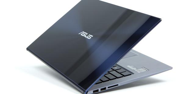 The Asus Zenbook UX302.