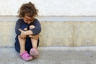 The children of low-income parents often suffer poor health and stunted opportunities. Photo / Getty Images