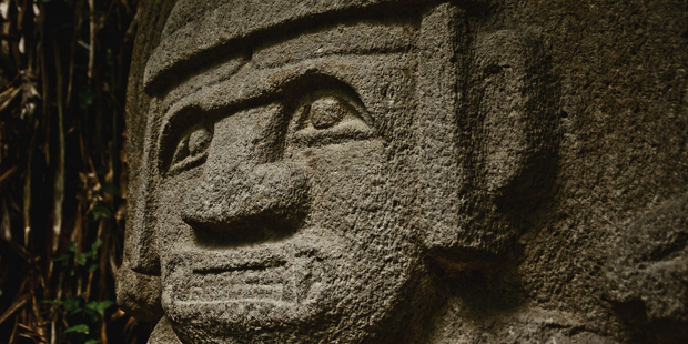 The pre-Colombian tomb guardians of San Agustin Archaeological Park are imbued with as much mystique as the moai of Easter Island. . Photo / Thinkstock