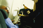 Be responsible when drinking in-flight. Photo / Thinkstock
