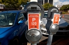 Free parking in Rotorua city can allow CBD employees to get in ahead of the real shoppers. Photo / File