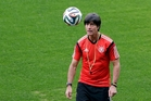 German manager Joachim Loew. Photo / AP