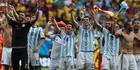 View: Gallery: Argentina v Belgium