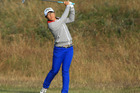 Lydia Ko in action during the British Open at Royal Birkdale in England. Photo / Getty Images