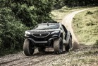Peugeot's rally monster 2008 DKR is set to take on the grueling Dakar rally in South America over the new year. Photo / RedBull Content Pool